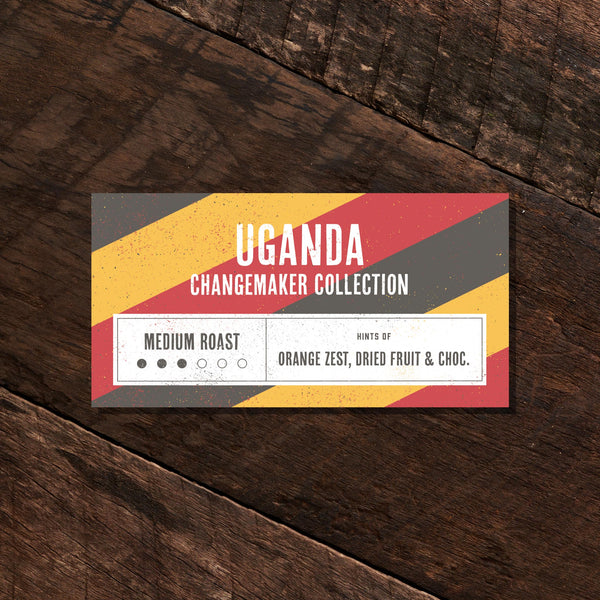 Uganda Changemaker Collection - Medium Roast