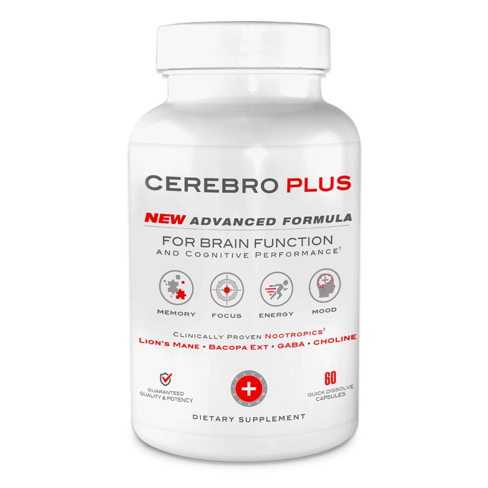 CEREBRO PLUS (24ct Master Case)