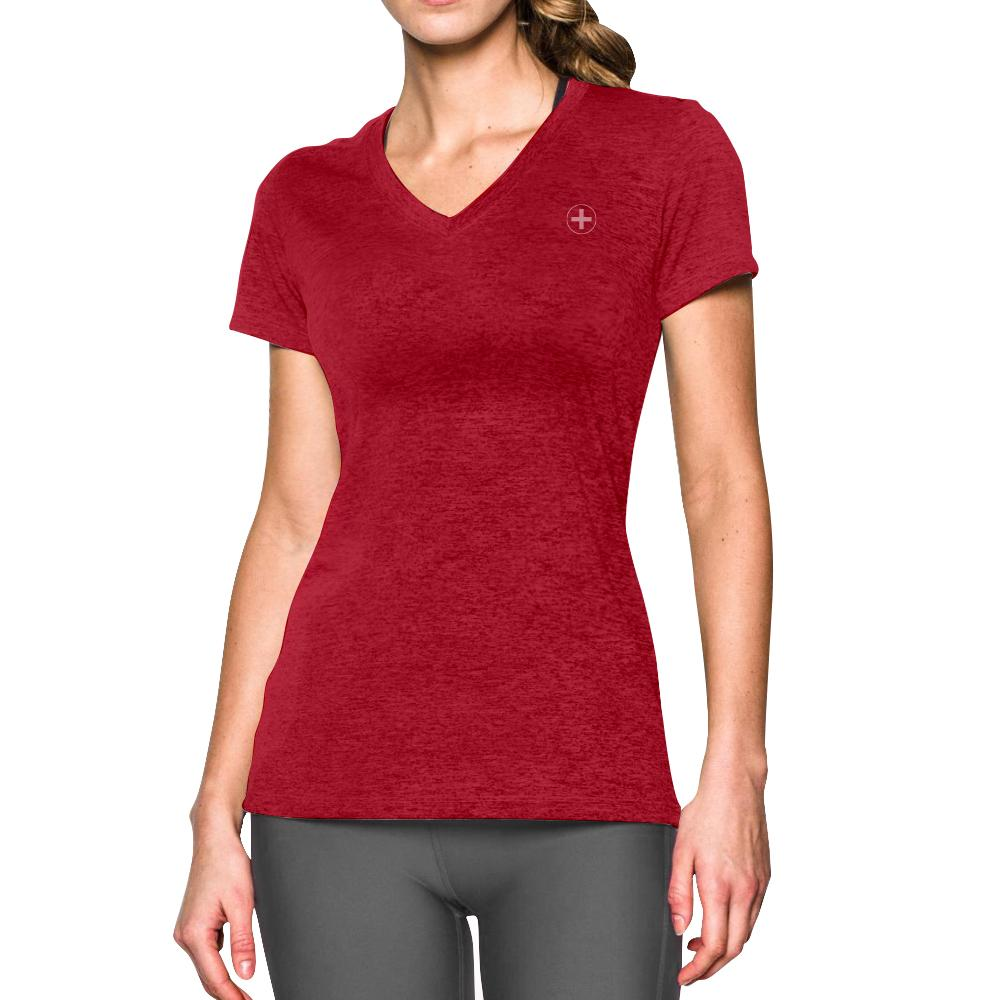 Tri-Blend Performance V-Neck