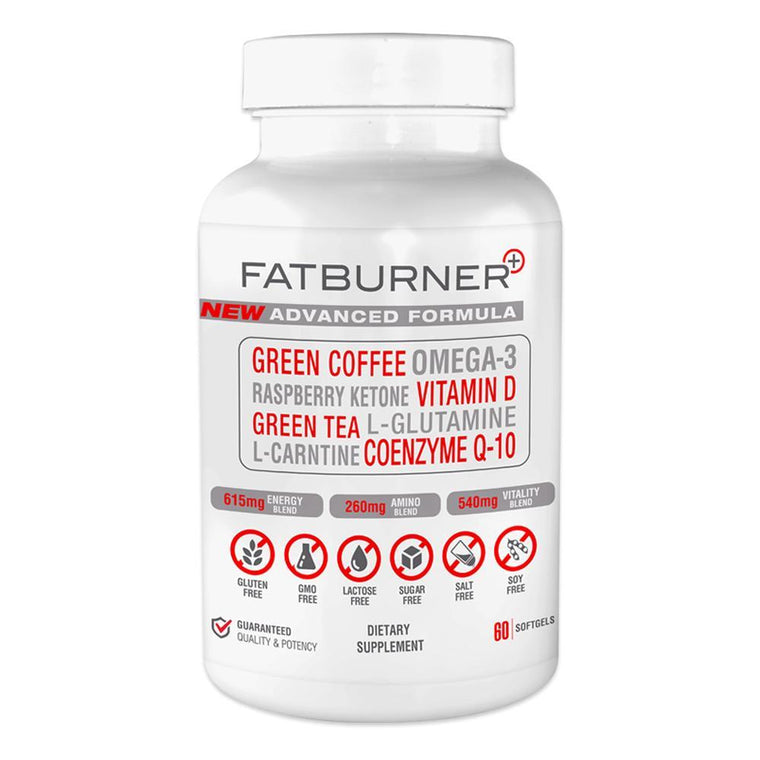 FAT BURNER PLUS (12ct Master Case)
