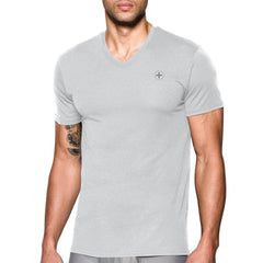 Plus Athletics | Tri-Blend Performance V-Neck