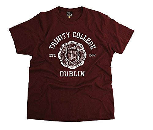 Trinity College Dublin Men's Collegiate Seal T-Shirt