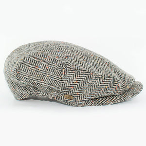 Mucros Weavers Irish Wool Kerry Cap