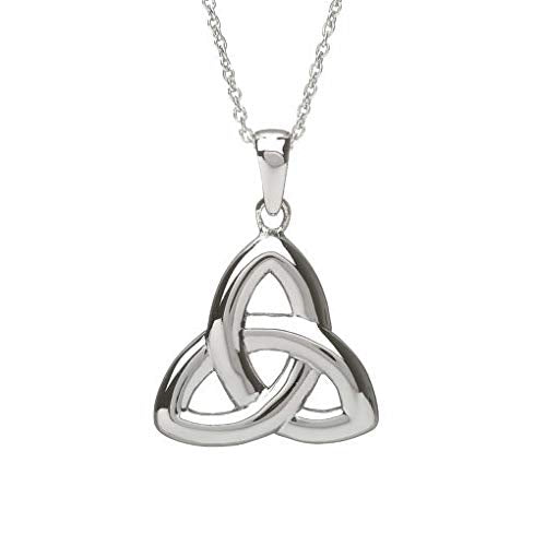 Celtic Designs Classic Trinity Knot Pendant
