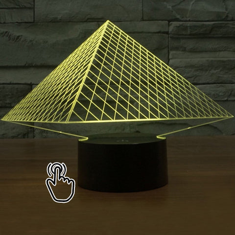 Pyramid Hologram