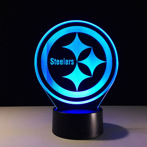 Pittsburgh Steelers Logo Hologram