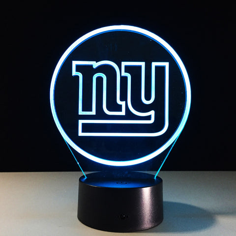 New York Giants Logo Hologram