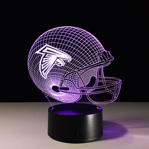 Atlanta Falcons Helmet Hologram