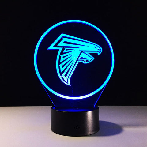 Atlanta Falcons Logo Hologram