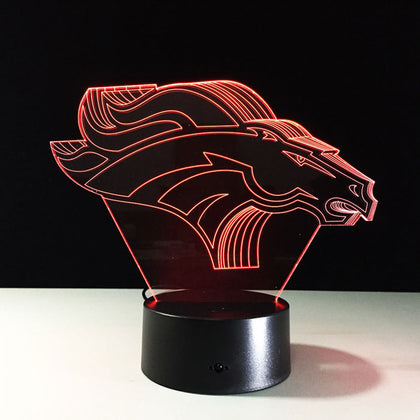 Bronco Hologram