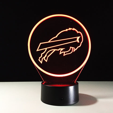 Buffalo Bills Logo Hologram
