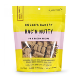 Bocce's Bakery Every Day Bac'n Nutty Soft & Chewy Dog Treats