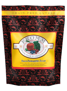 Fromm Four Star Hasen Duckenpfeffer Cat Food