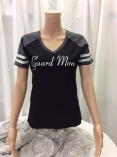 Guard Mom V-Neck Tee