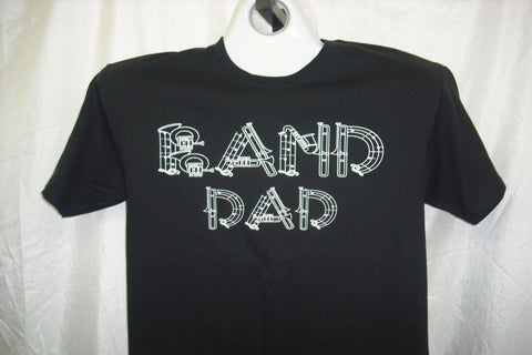Band Dad by Instruments Tee