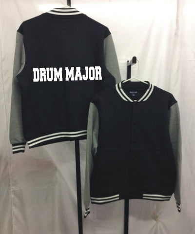 Drum Major Letterman Jacket