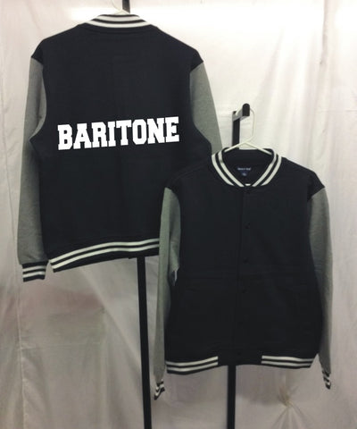 Baritone Letterman Jacket