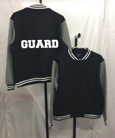 Guard Letterman Jacket