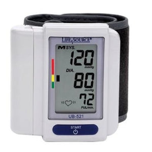 LifeSource Wrist UB-521CN