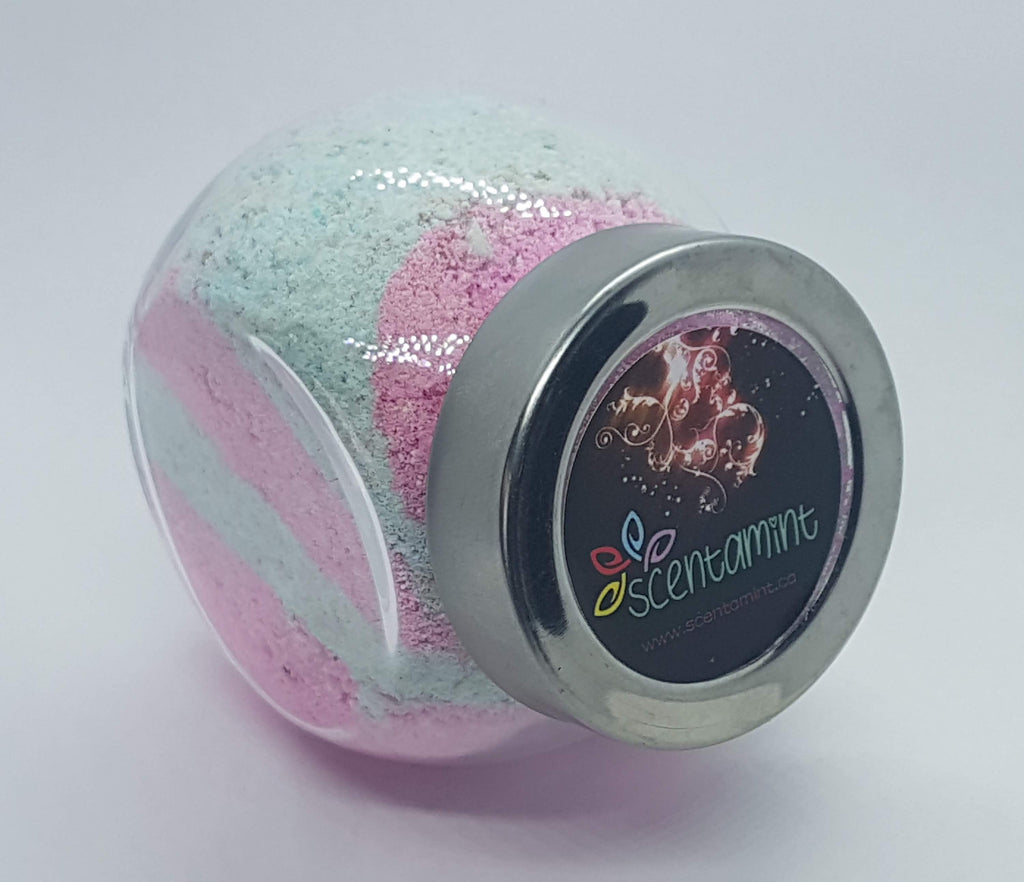 Bath Fizzy Jar - Cotton Candy