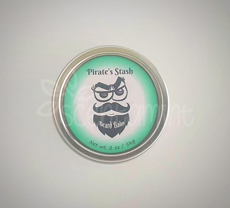 Scentamint - Beard Balm - Pirate's Stash
