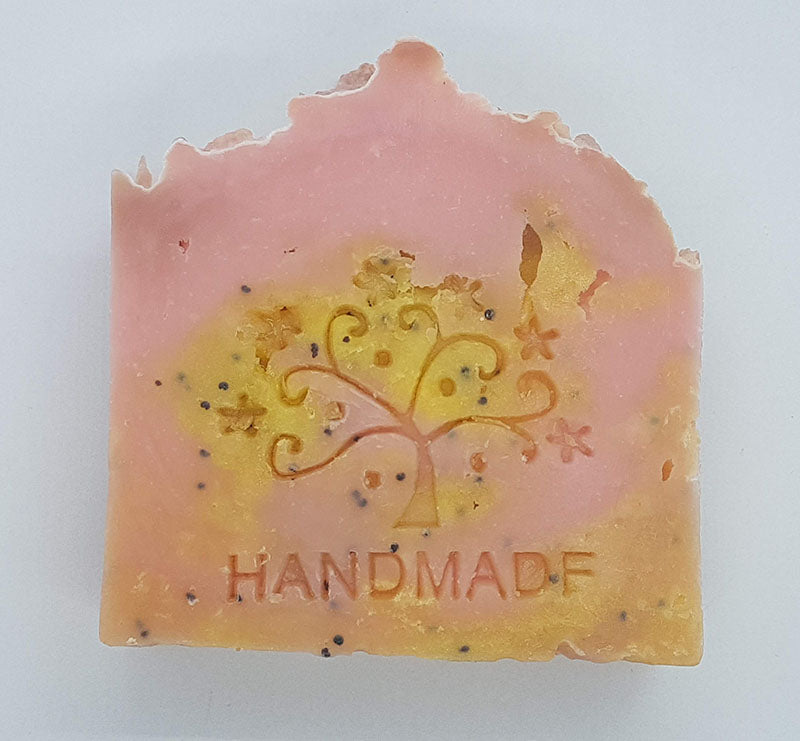 Scentamint - Handmade Soap - Raspberry Lemonade