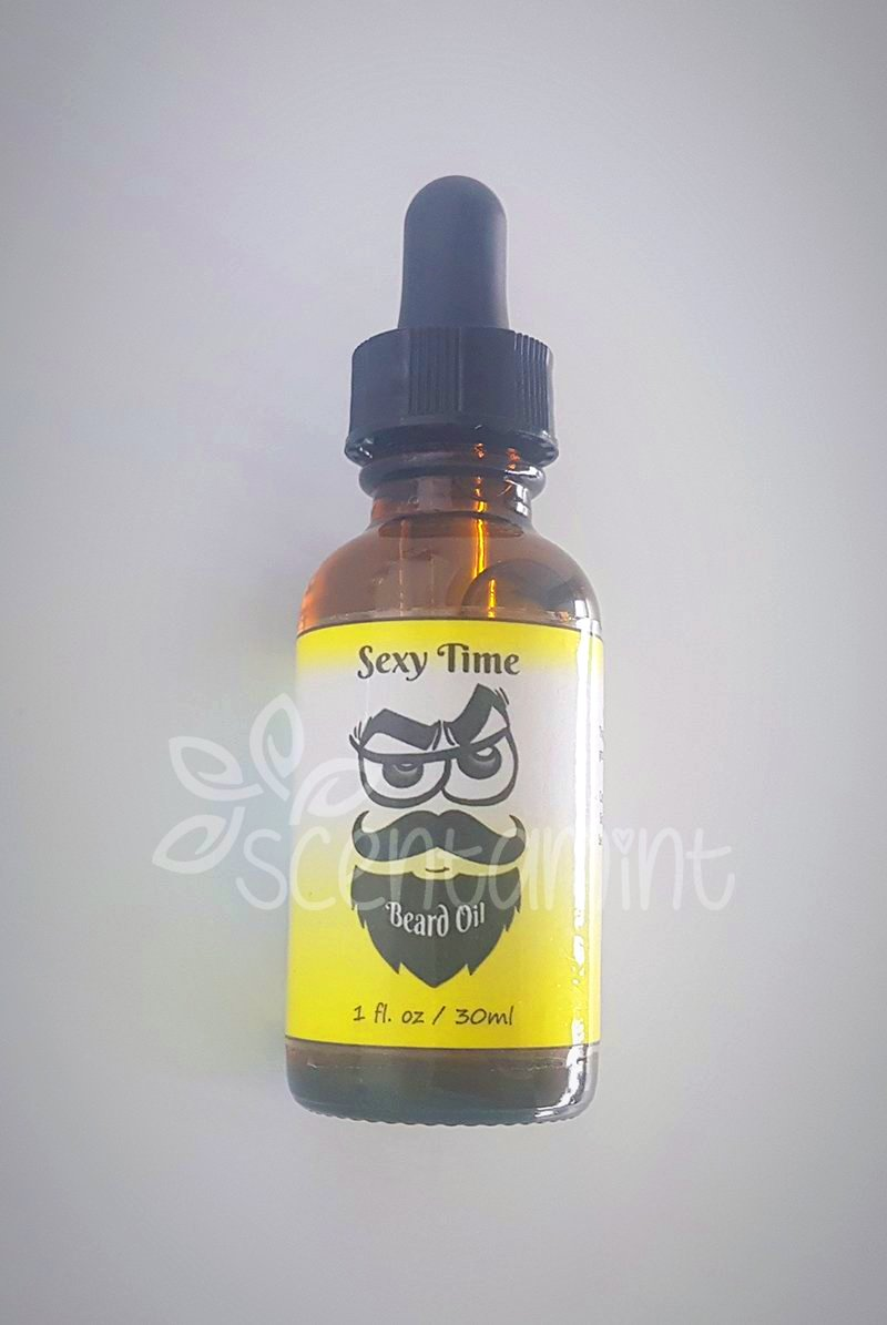 Scentamint - Beard Oil - Sexy Time