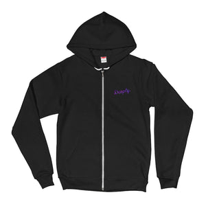 Deeply Cosmic Hoodie in Black
