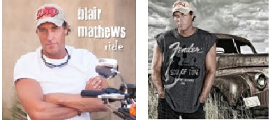 CD Blair Mathews and CD Ride