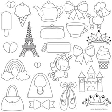 Pretty Things Pattern Sheets