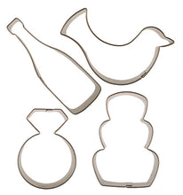 Cutie Cupcake Cutter Set - Wedding