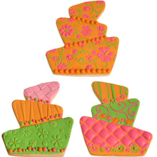 Cookie Cutter Texture Set- Whimsy Cake