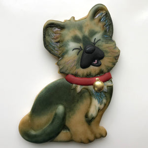 Palm Pets Puppy, Kitten or Fox Cookie Cutter Set