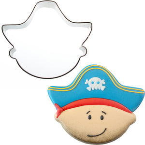 Scurvy Pirate Cookie Cutter