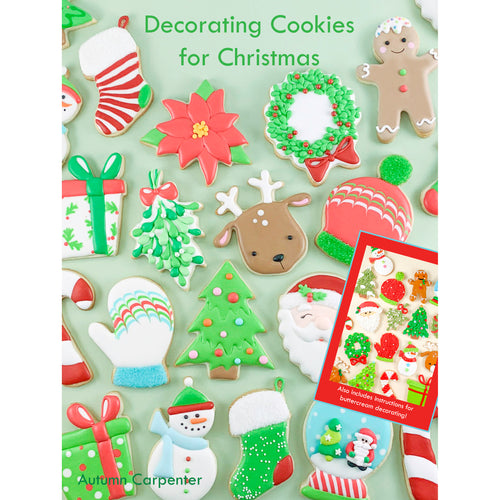 Book- Decorating Cookies for Christmas