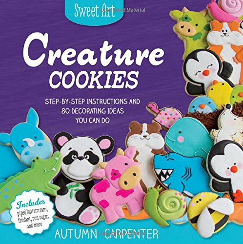 Book- Creature Cookies