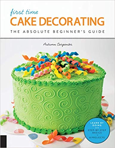 Book- First Time Cake Decorating