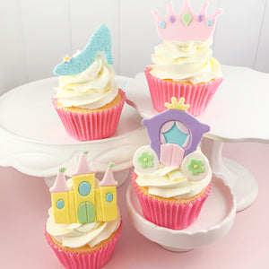Cutie Cupcake Cutter Set - Princess