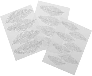 Feather Texture Sheet Set