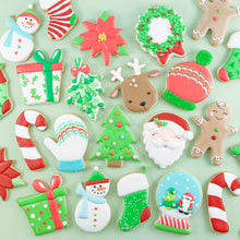 14 piece Christmas Cookie Cutter Set