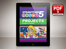 STEM / STEAM Projects for Kids (ebook)