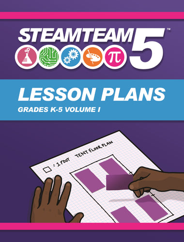 STEM / STEAM Lesson Plans (print version)
