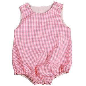 Pink Gingham Bubble AYR 3643 D