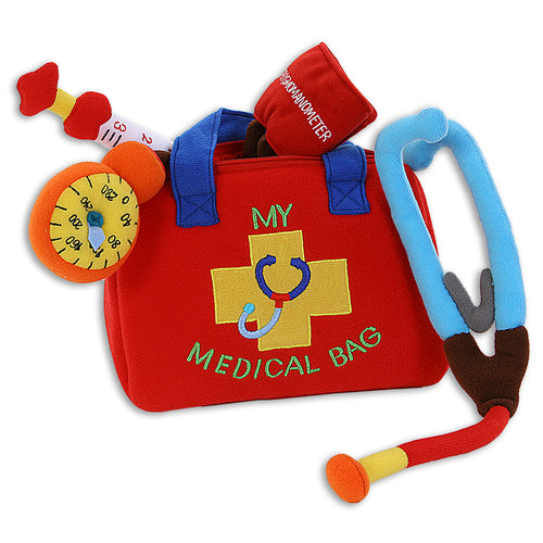 Red & Blue Medical Playbag 7108