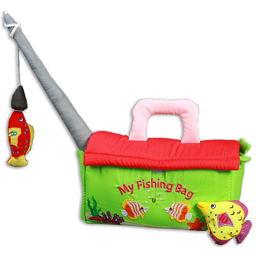 My Fishing Bag Girl Playbag 7253 GIRL