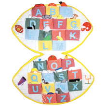 My 1st ABC Touchdown Football Playbag 7254