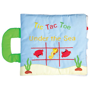 Under the Sea Tic Tac Toe Playbook 7256