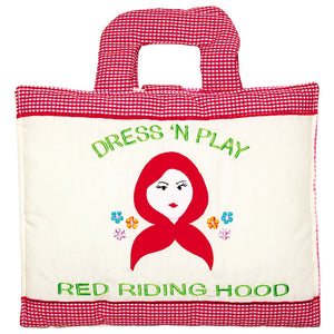 Dress & Play Red Riding Hood Playbook 7262