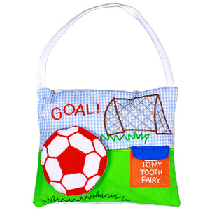 Soccer Tooth Fairy Pillow 7269 TF