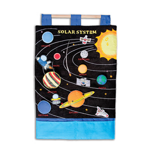 Solar System Wall Hanging 7410